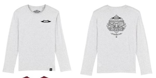 long sleeve grau